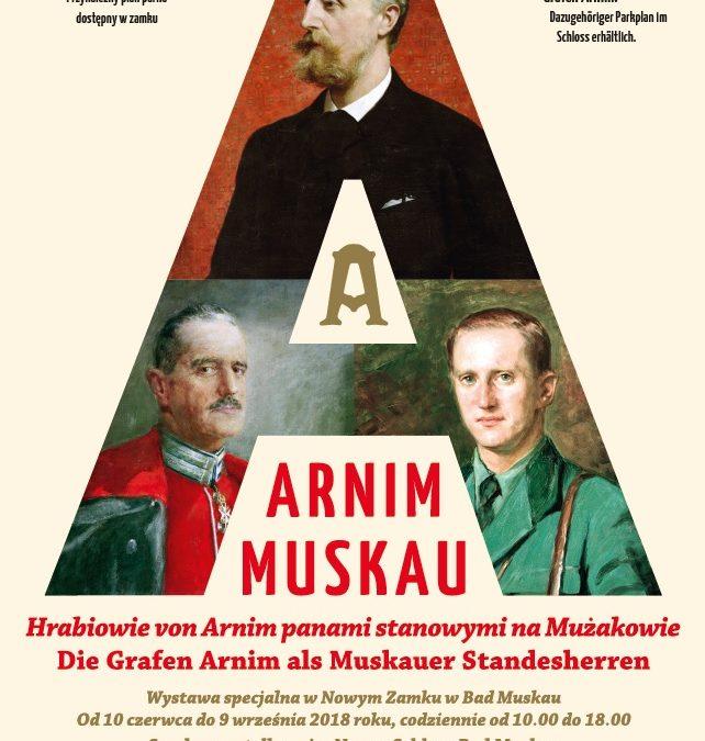 Arnim-Muskau Die Grafen von Arnim als Muskauer Standesherren