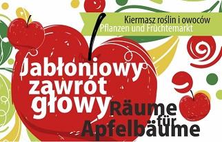 """""""Sinnenräume für Apfelbäume"""" im Muskauer Park – September"""