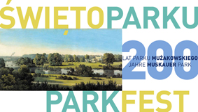 200 lat Parku Mużakowskiego – Święto Parku 30 maja 2015
