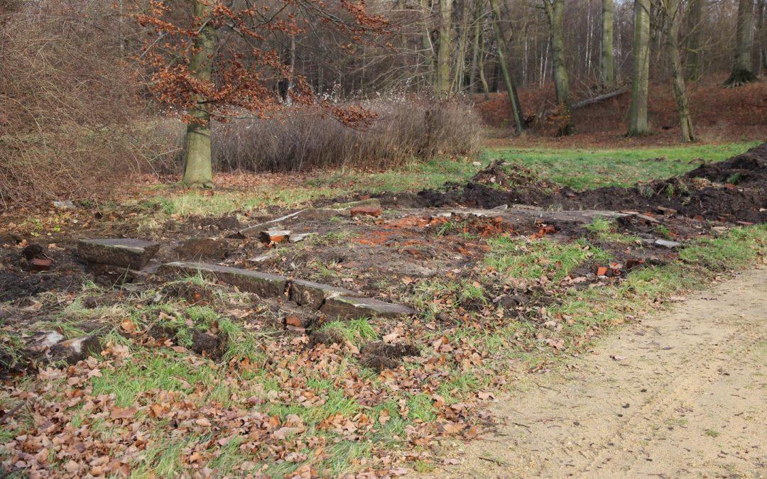 Prace archeologiczne w Parku Mużakowskim