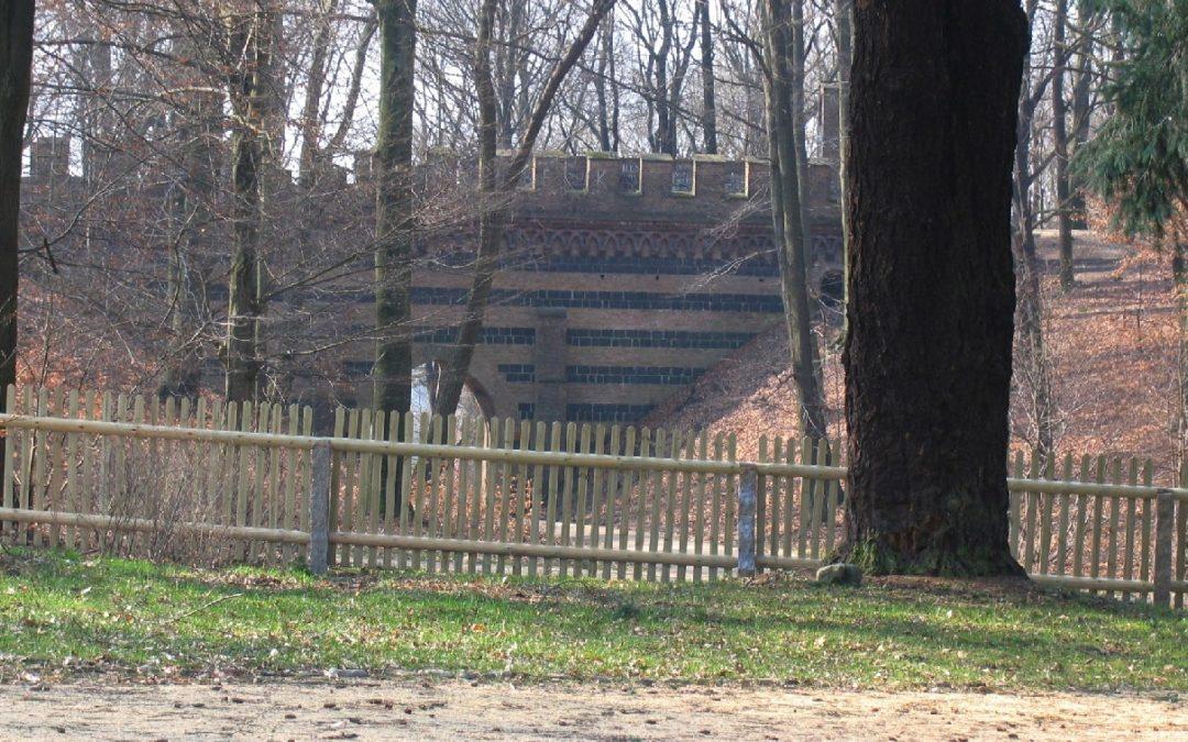 """NID zakończył realizację projektu pn. """"Odtworzenie zabytkowej infrastruktury w Parku Mużakowskim w Łęknicy"""""""