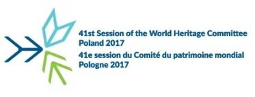 41. sesja Komitetu Światowego Dziedzictwa – Kraków 2017